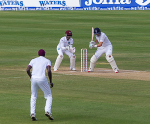 Test Match Cricket, West Indies verses England, Antigua