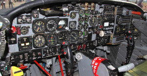 The T-37 Cockpit.